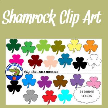 Shamrocks Clip Art