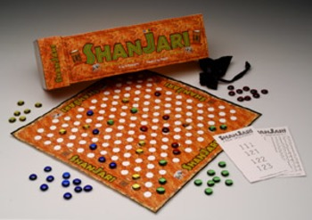 ShanJari: An African Game of Sequence and Strategy
