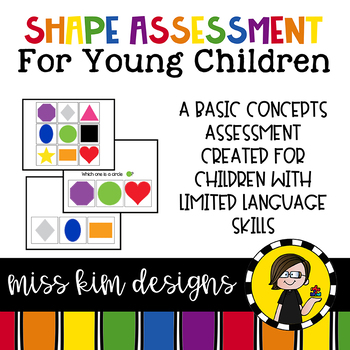 Shape Assessment for Young Children with Autism