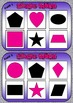 Shape Bingo - Level 1