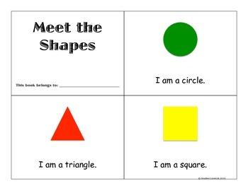 Shape Book