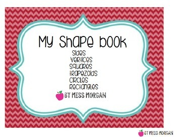 Shape Book Attributes