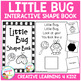 Bug Shape Book