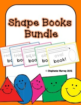Shape Book Bundle