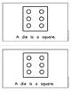 Shape Book:  Squares