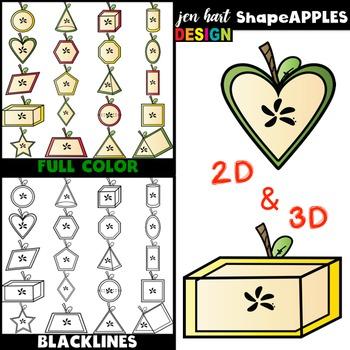 Shape Clipart - ShapeAPPLES clip art
