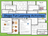 Shape Fun Learning Activities