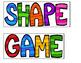 Shape Game (A Pocket Chart Activity)