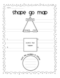 Shape Graphic Organizer for Retell