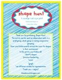 Shape Hunt - Shape Hunt