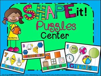 Shape It Puzzles Center