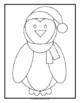 Shape Penguin - A Quick Art Activity Using Shapes!
