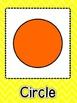 Shape Posters Bright Chevron