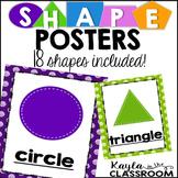 Shape Posters (Polka Dot)
