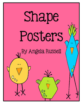 Shape Posters ~ So 'Tweet