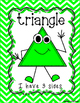 Shape Posters / Two and Three Dimensional Shapes