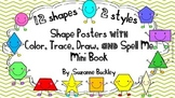 Shape Posters and Activity Book