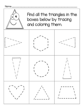 Shape Sampler: Triangle