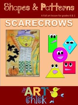 Shape Scarecrows