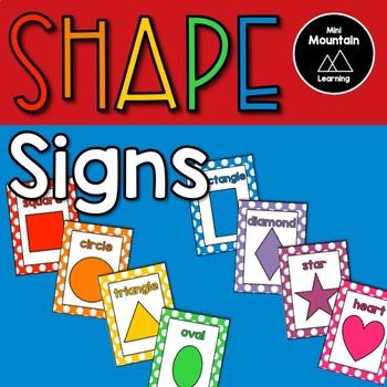 Shape Signs