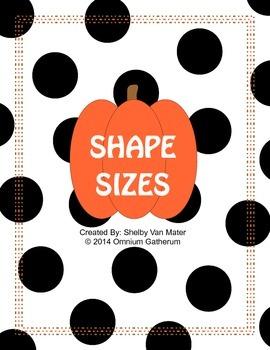 Shape Sizes (Fall)