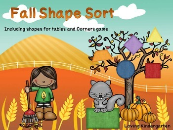 Shape Sort and Shape Review Movement