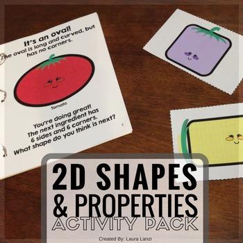 2D Shapes & Properties