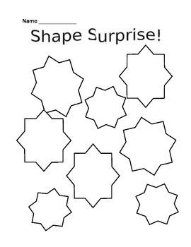 Shape Surprise!