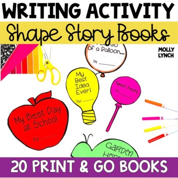 Shape Writing Books