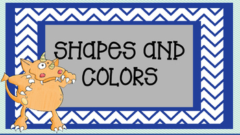 Shape and Color - US English