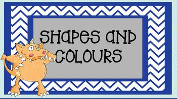 Shape and Colour - UK English