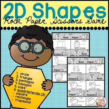 2D Shapes Identification Game