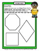 2D Shapes - Design Character Shapes - Kindergarten to Grad