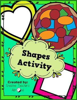 Shapes Activity