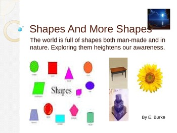 Shapes And More Shapes