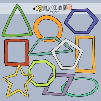 Free Shapes Clipart