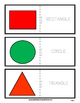 Shapes Flashcards - Cut & Fold Flashcards - Kindergarten t