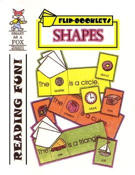 Shapes Flip Books
