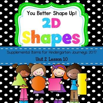 You Better Shape Up! Shapes Journeys 2017