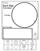 Shapes Packet for Little Learners!