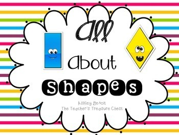 Shapes Printable Book