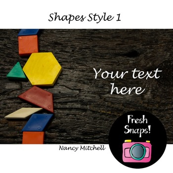 Shapes Style 1