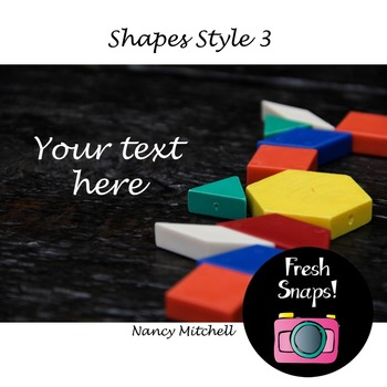 Shapes Style 3