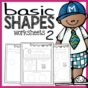 Shapes Worksheets 2