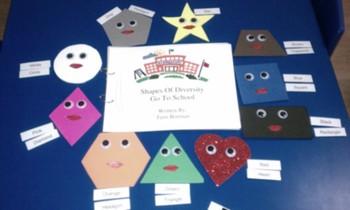 Shapes of Diversity learning kit by Terri Borman