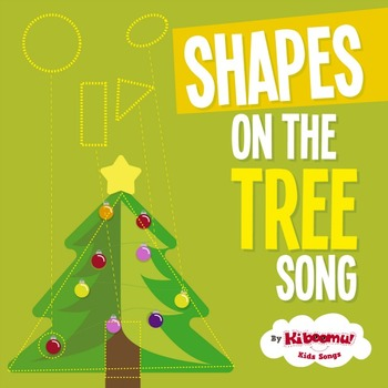 Shapes on the Christmas Tree Song