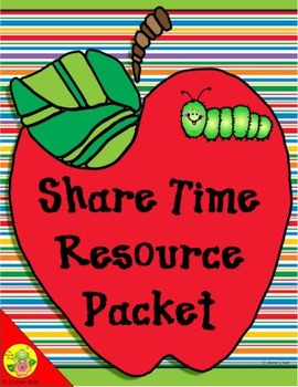 Share Time Resource Packet