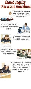 Shared Inquiry Guidelines