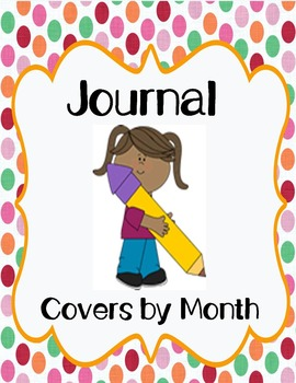 Shared Journal Cover Page