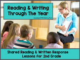 Shared Reading and Written Response Curriculum for Second Grade